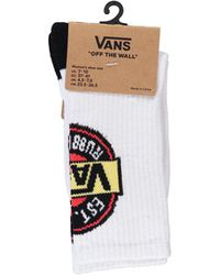 Vans - Wm Chromo Girl Gang Socks - Lyst