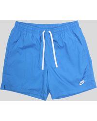Nike Nsw Woven Shorts - Blue