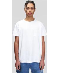 Schnayderman's Jersey T-shirt - White