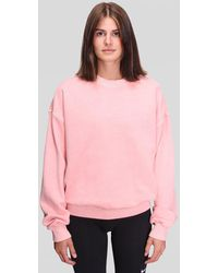 Reebok Classics Natural Dye Sweater - Pink