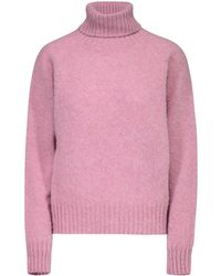 Norse Projects - Helvig Lambswool - Lyst