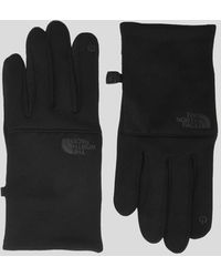 The North Face M Etip Recycled Glove - Black