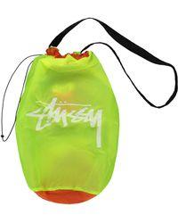 Stussy Iris Pack Sack - Green