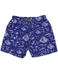 Boardies - Tulum Mid Swim Shorts - Lyst