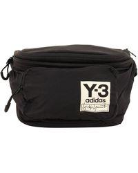 Y-3 Packable Back Pack Sling Bag Black