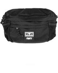 Obey Conditions Waist Bag Iii Black