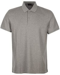 J.Lindeberg - Troy Clean Pique Polo Shirt - Lyst