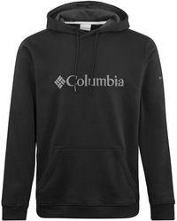 Columbia Csc Basic Logo Ii Hoodie Black