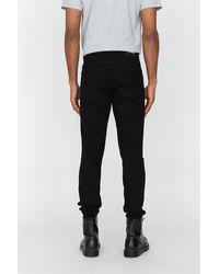 Dr. Denim Clark Ripped Jeans Black