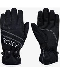 Roxy - Snowboard/ski Gloves - Lyst