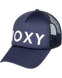 Roxy - Trucker Cap - Lyst