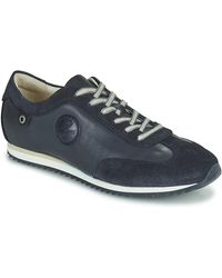 Pataugas Isido/mix H4f Shoes (trainers) - Blue