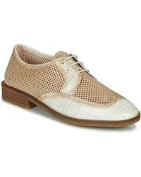 Hispanitas Londres Casual Shoes - Natural