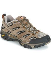Merrell Moab 2 Vent Walking Boots - Natural