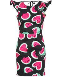 Love Moschino - Wvf6500 Dress - Lyst