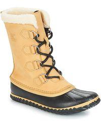Sorel Caribou Slim Snow Boots - Black