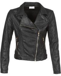 Betty London - Jolive Leather Jacket - Lyst
