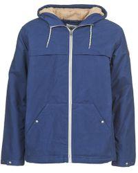 Quiksilver - The Wanna Men's Jacket In Blue - Lyst