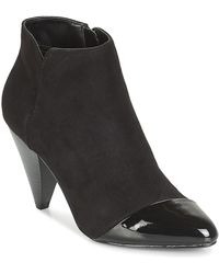 André Faya Low Ankle Boots - Black