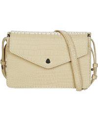 Betty London Onna Shoulder Bag - Natural