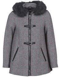 Morgan Grito Coat - Grey
