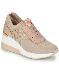 Xti Rossa Shoes (trainers) - Pink