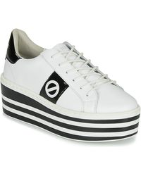 No Name Boost Trainer Shoes (trainers) - White