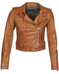 Oakwood - Kyoto Leather Jacket - Lyst