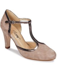 Betty London - Itarame Women's Court Shoes In Brown - Lyst