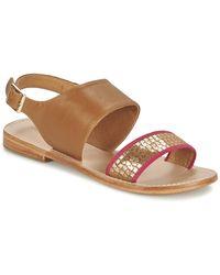 Mellow Yellow Vadeli Women's Sandals In Brown