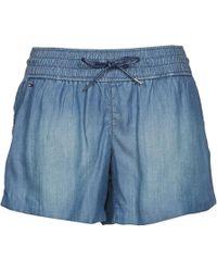 Hilfiger Denim | Tina Women's Shorts In Blue | Lyst