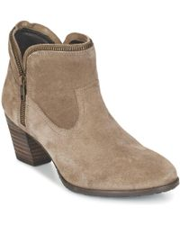 Hush Puppies - Kent Korina Low Ankle Boots - Lyst