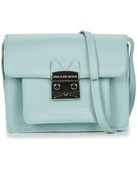 Paul & Joe Ignace Women's Shoulder Bag In Blue