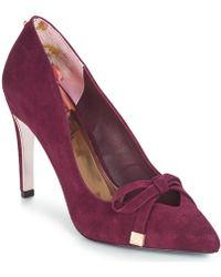 772c747439d Gewell Heels - Purple