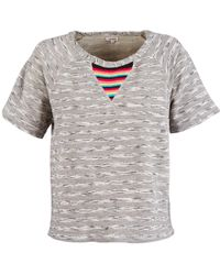 Manoush Etnic Sweat Sweatshirt - Grey