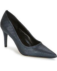 Elizabeth Stuart Luston Court Shoes - Black