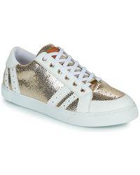 Les Tropéziennes Par M Belarbi Suzie Shoes (trainers) - Metallic