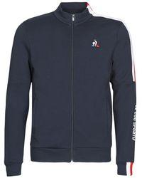 Le Coq Sportif Tri Saison Fz Sweat N°2 M Tracksuit Jacket - Blue