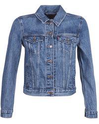 Levi's Original Trucker Denim Jacket - Blue
