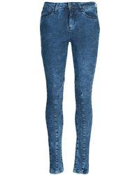 Naf Naf Gojo Skinny Jeans - Blue