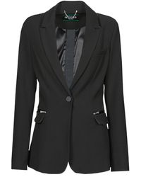 Guess Selene Blazer Jacket - Black