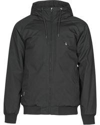 Volcom Hernan 5k Jacket Jacket - Black