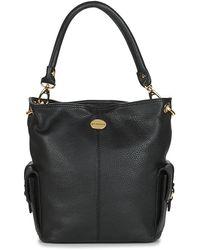 Mac Douglas Ischia Megalo M Shoulder Bag - Black