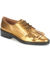 Castañer Gertrud Casual Shoes - Metallic