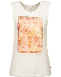 Billabong - Undefeated Vest Top - Lyst