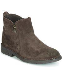 Fluchos Anibal Mid Boots - Brown