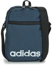adidas Linear Org Pouch - Blue