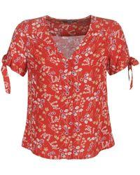 Vero Moda Vmlotus Women's Blouse In Red