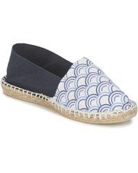 1789 Cala Classique Imprimee Espadrilles / Casual Shoes - Blue