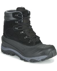 The North Face M Chilkat Iv Snow Boots - Black